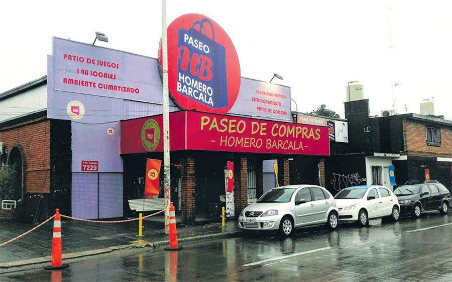 Ituzaingó: por la crisis, cerró el paseo de compras Homero Barcala