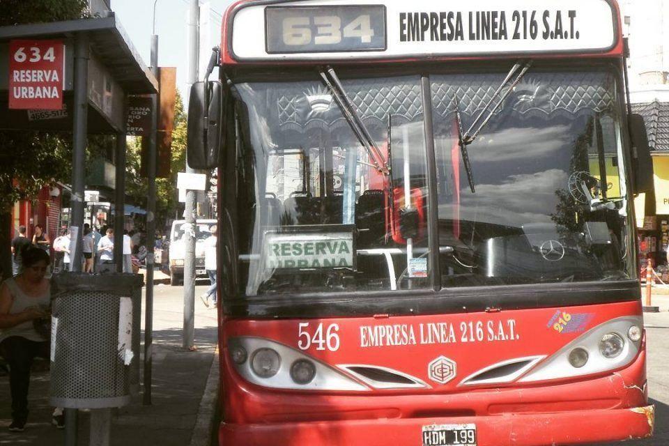 Morón: aprobaron el boleto terciario gratuito en las líneas 634 Y 635