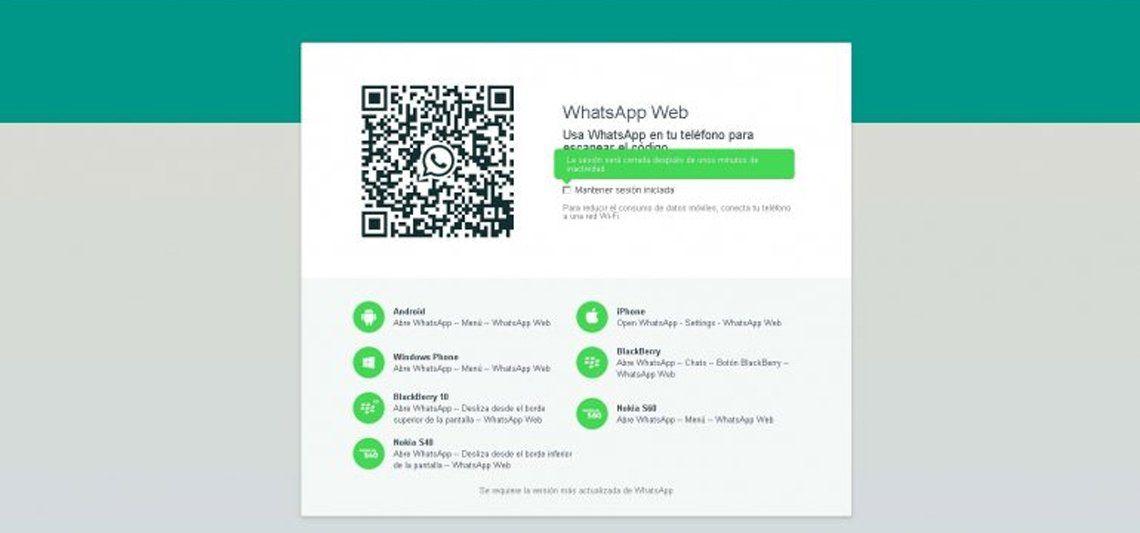 WhatsApp Web: ¿cómo activar el modo oscuro?