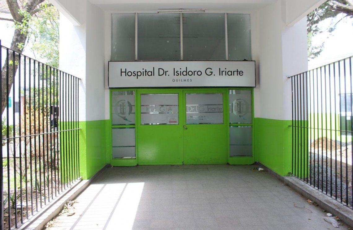 Quilmes: internaron a dos indigentes por hipotermia en el Hospital Iriarte