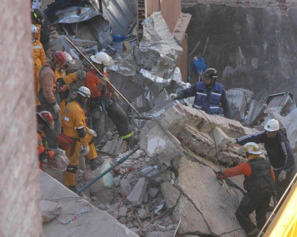 Comenzó el juicio por la muerte de 22 personas en la explosión del edificio en Rosario