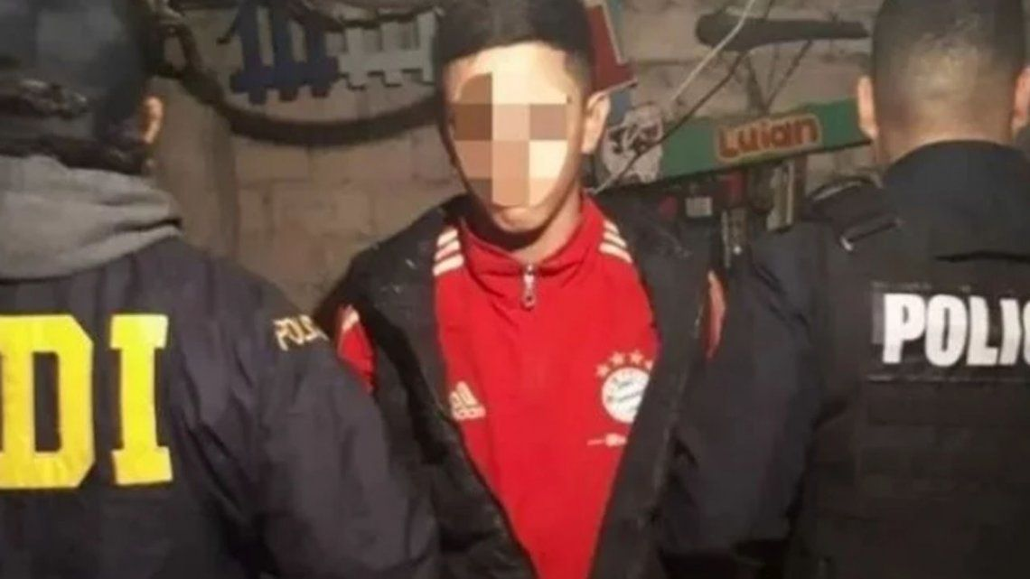 González Catán: un adolescente de 15 años mató a un policía para robarle la moto