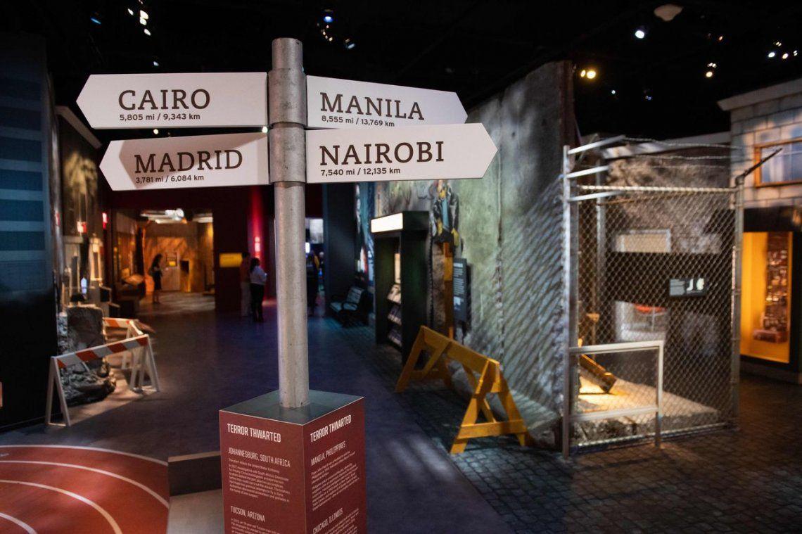 Las fotos del nuevo International Spy Museum, el museo de los espías