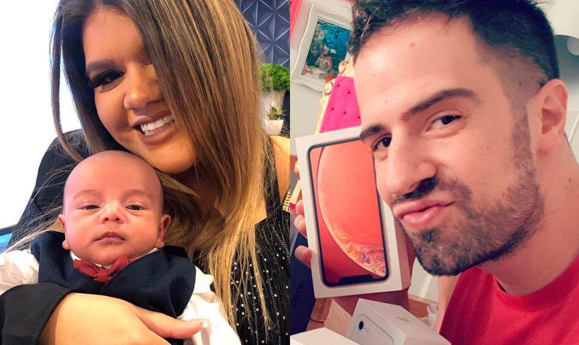 More Rial denunció a La Faraona por decir que su bebé es el Mirko del Conurbano