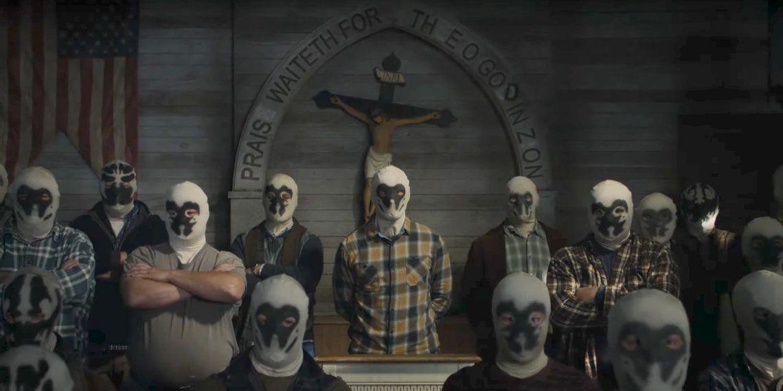 Watchmen: un nuevo trailer presenta un mundo caótico y repleto de justicieros