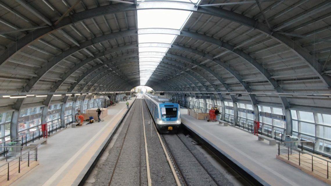 Cómo es el viaducto del tren Mitre: diez metros arriba de tres barrios