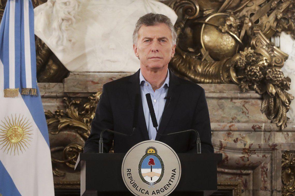 Macri, sobre el atentado contra Héctor Olivares: Vamos a ir hasta las últimas consecuencias para encontrar a los culpables