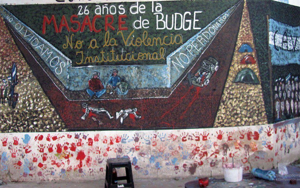 Lomas de Zamora: conmemoran la Masacre de Ingeniero Budge