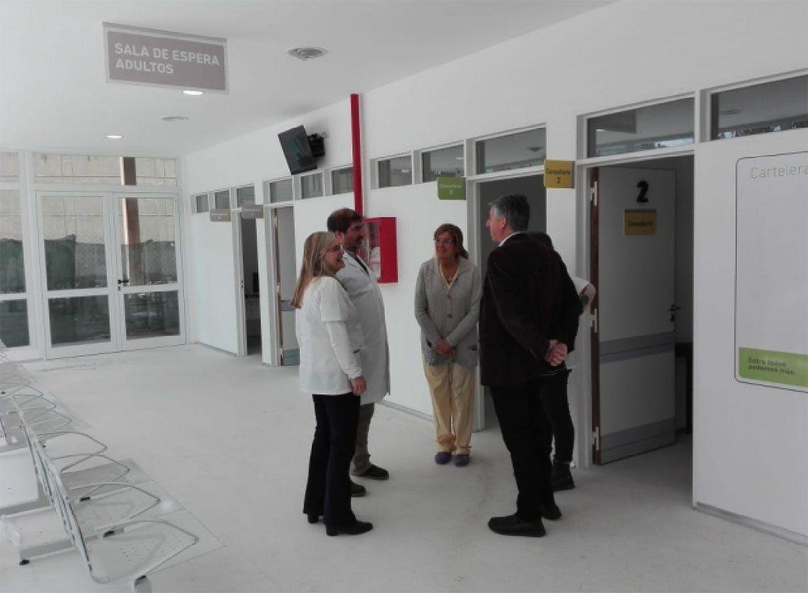 Guernica: renovación integral del Hospital Dra. Cecilia Grierson