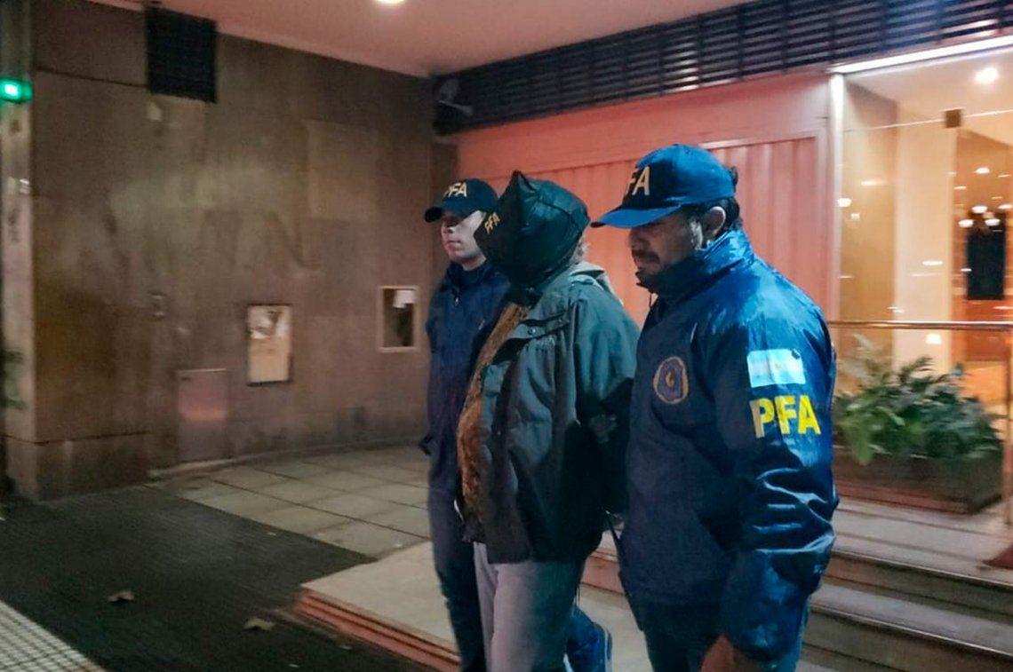 Investigan una venganza personal contra Yadón y hay un segundo detenido