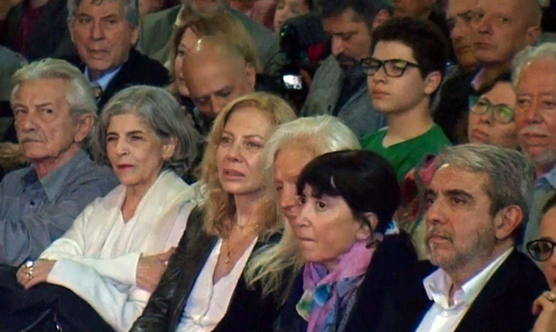 Cristina Kirchner en la Feria del Libro: qué personalidades fueron a la presentación de su libro Sinceramente