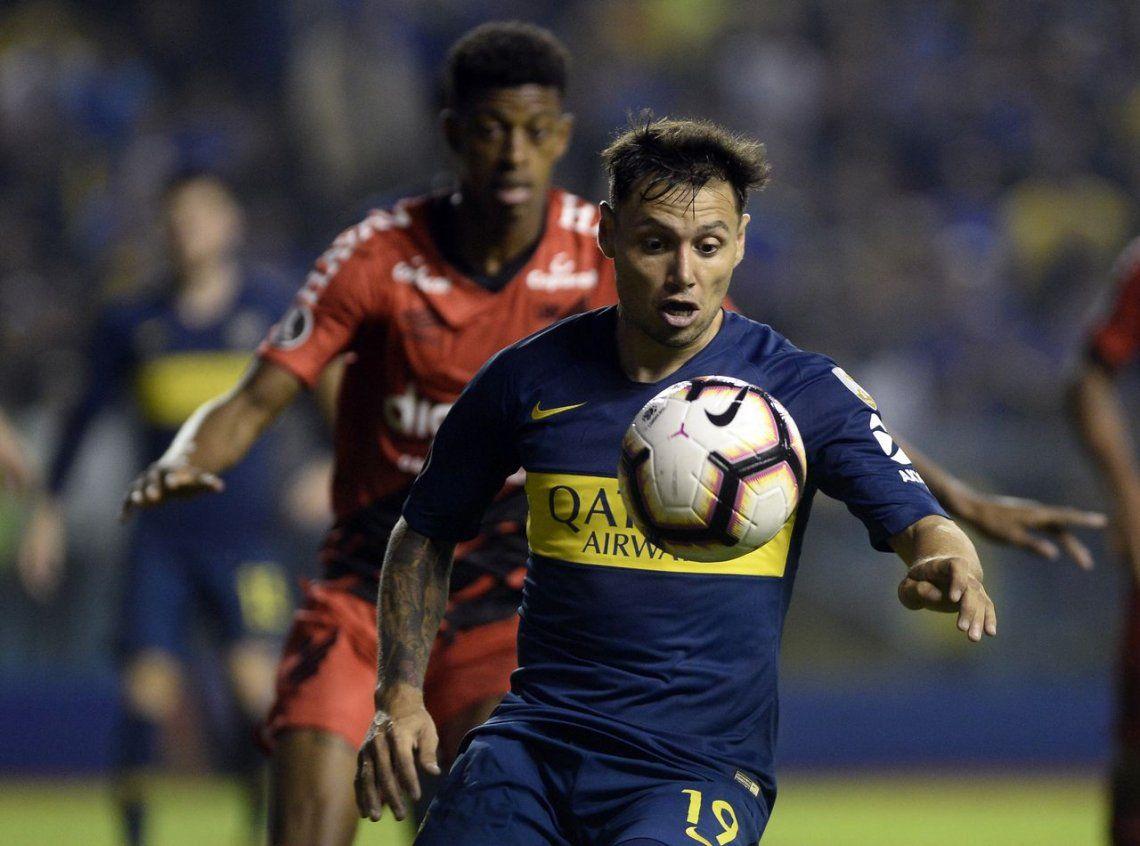 Atlético Paranaense se solidarizó con Vélez por el penal no cobrado en la Bombonera y le pegó a Boca