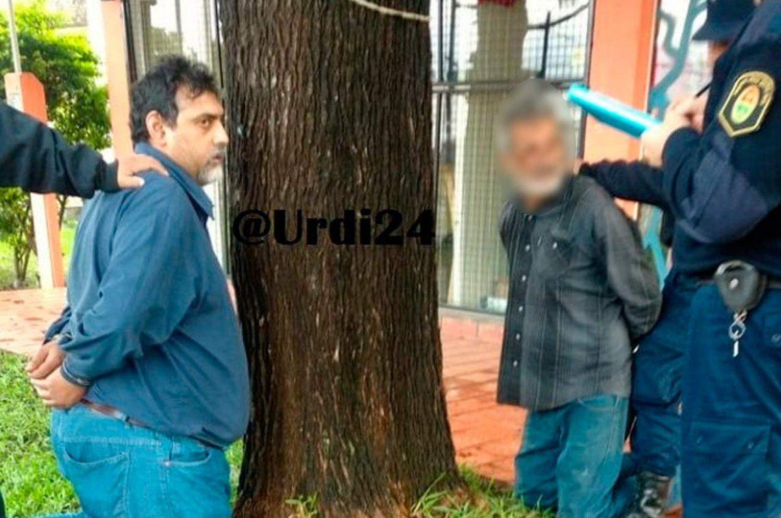 Entre Ríos: detuvieron a Juan Jesús Fernández, el supuesto asesino de Miguel Yadón