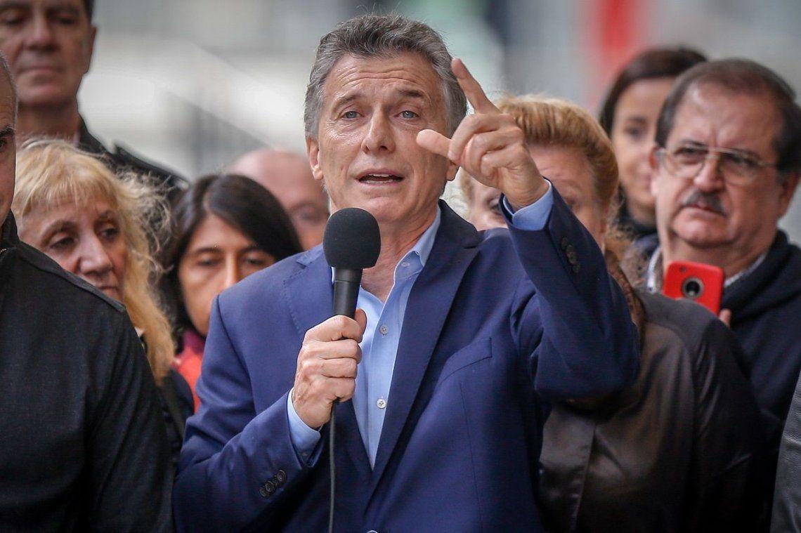 El mensaje político de Macri en la inauguración del Viaducto Mitre: Por más dudas que haya, argentinos, es por acá
