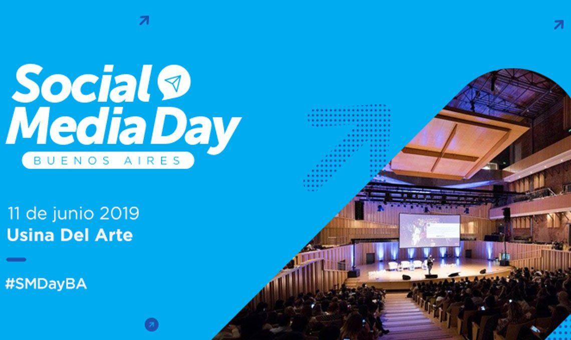 Llega la décima edición del Social Media Day Buenos Aires, el evento sobre redes sociales y comunicación digital más importante de la Argentina