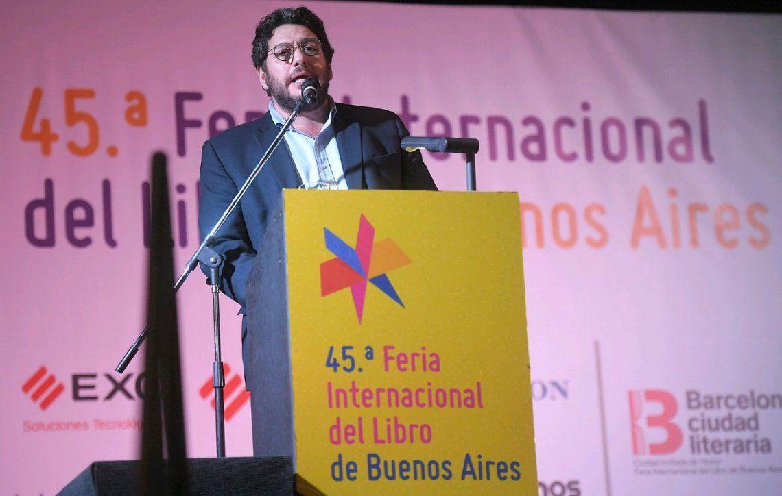 Avelluto: La Fundación El Libro siempre fue oportunista y oficialista durante la dictadura