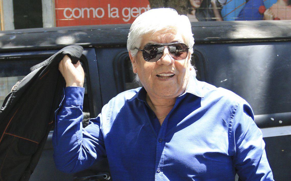 Para Hugo Moyano, la paritaria está por encima del 40%
