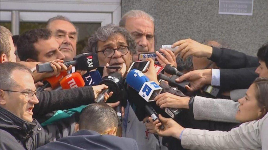 Nuevo parte médico de Héctor Olivares: el diputado está inestable y tiene una falla multiorgánica