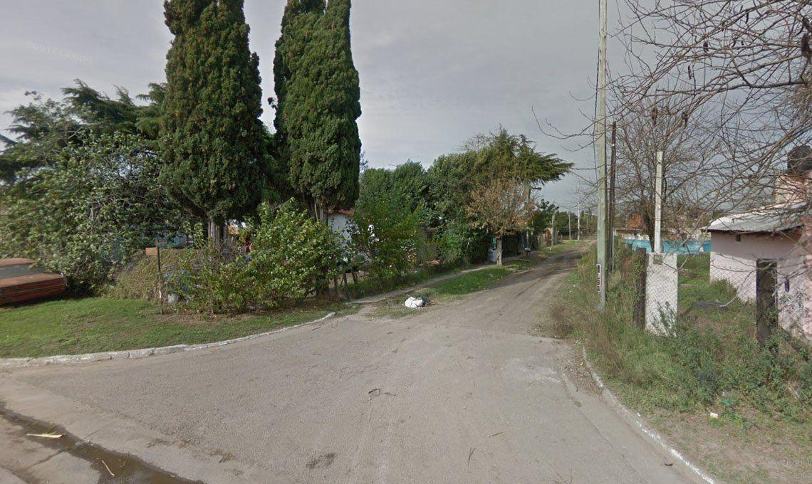 Ezeiza: una mujer murió quemada dentro de sus casa y detuvieron como sospechoso a un vecino