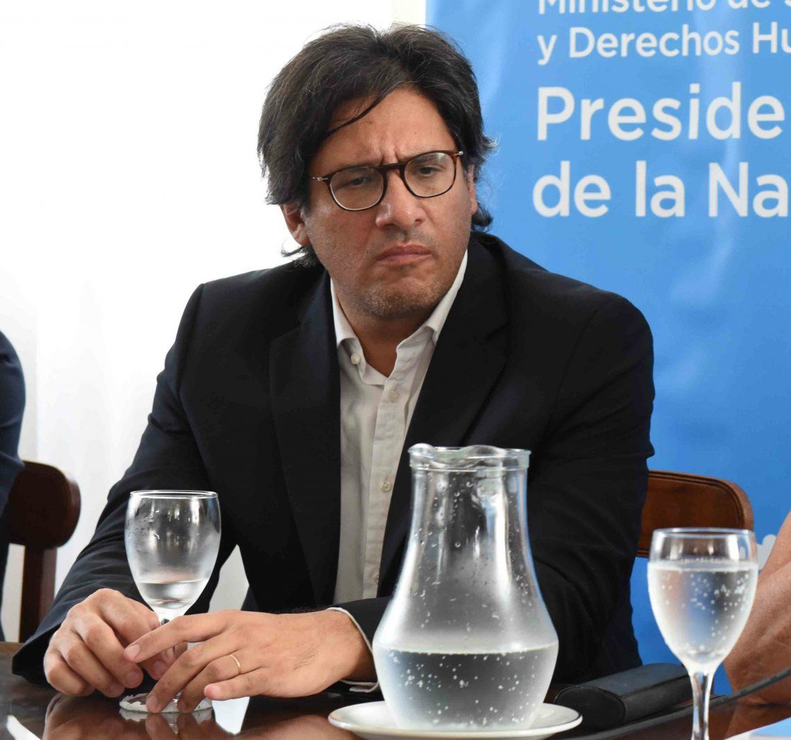 Garavano defendió la independencia del Poder Judicial.