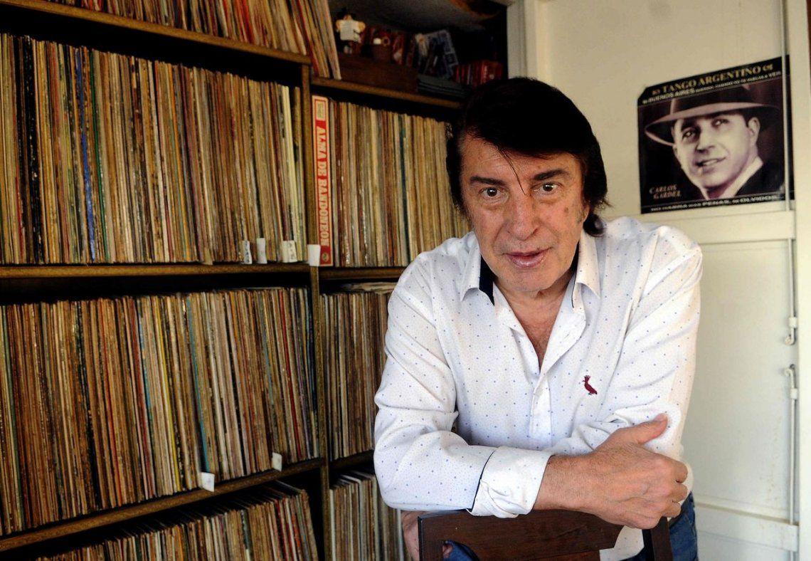 Jorge Bocacci, un verdadero titán en la difusión de la música ciudadana