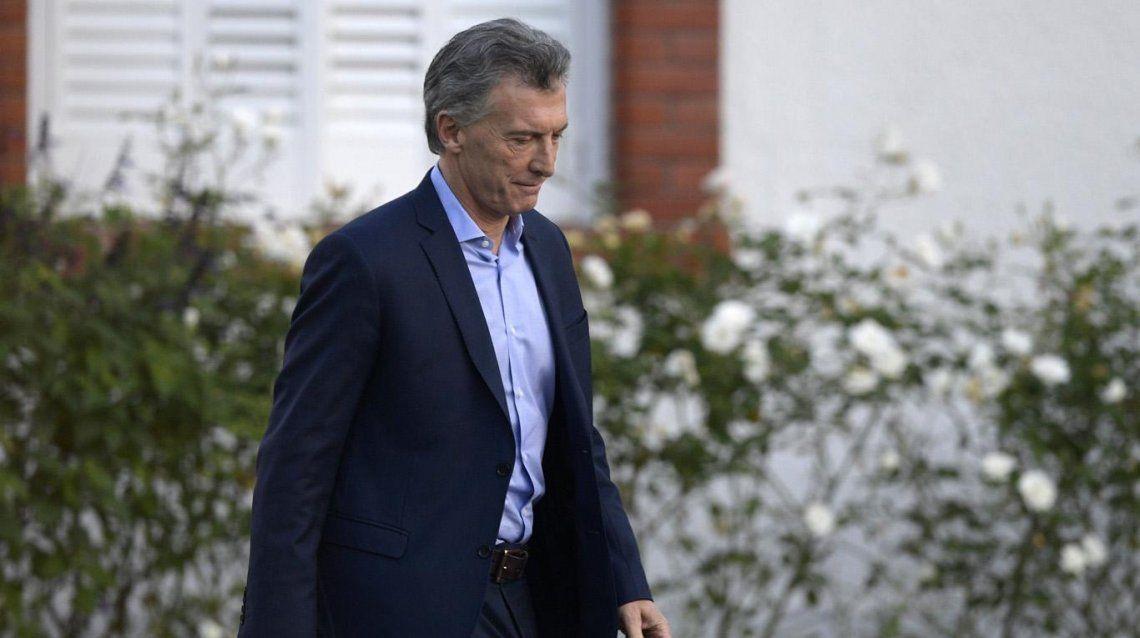Macri decretó duelo nacional por la muerte de Héctor Olivares
