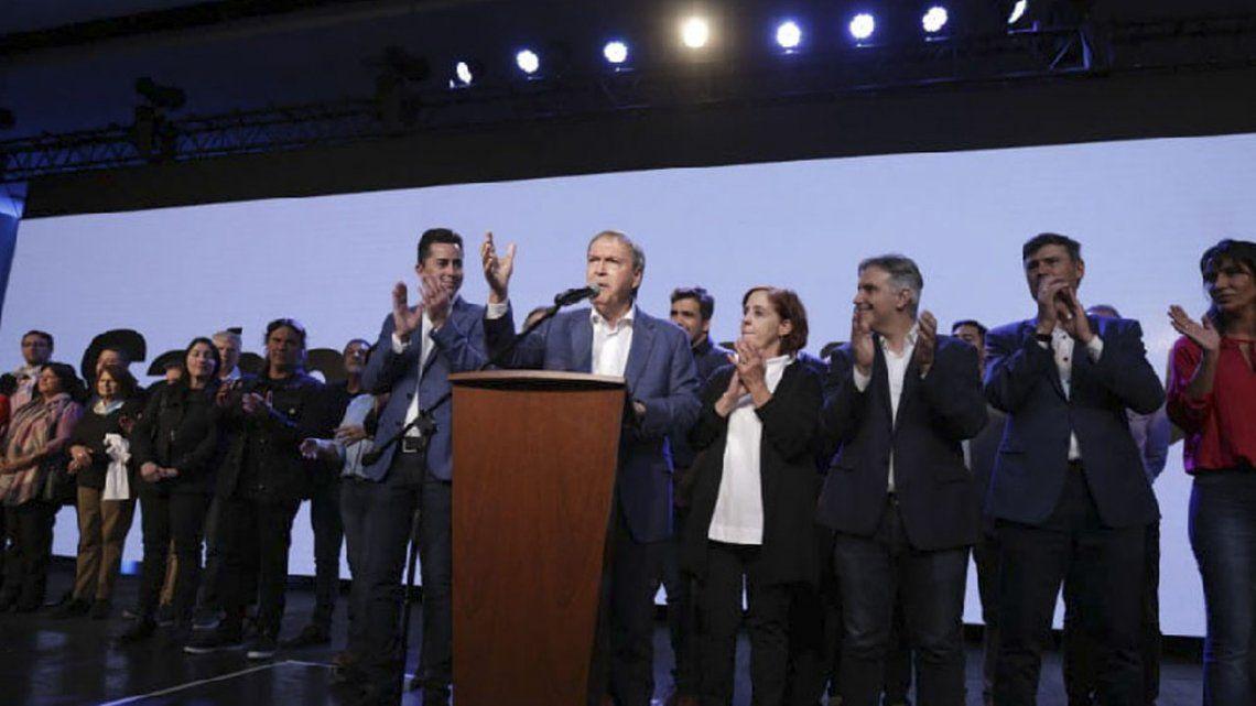 #EleccionesCórdoba | Amplio triunfo de Schiaretti: Negri quedó segundo