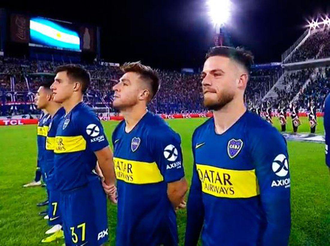 Los insultos a Mauro Zárate según Nahitan Nández: un gesto elocuente y una frase fuerte