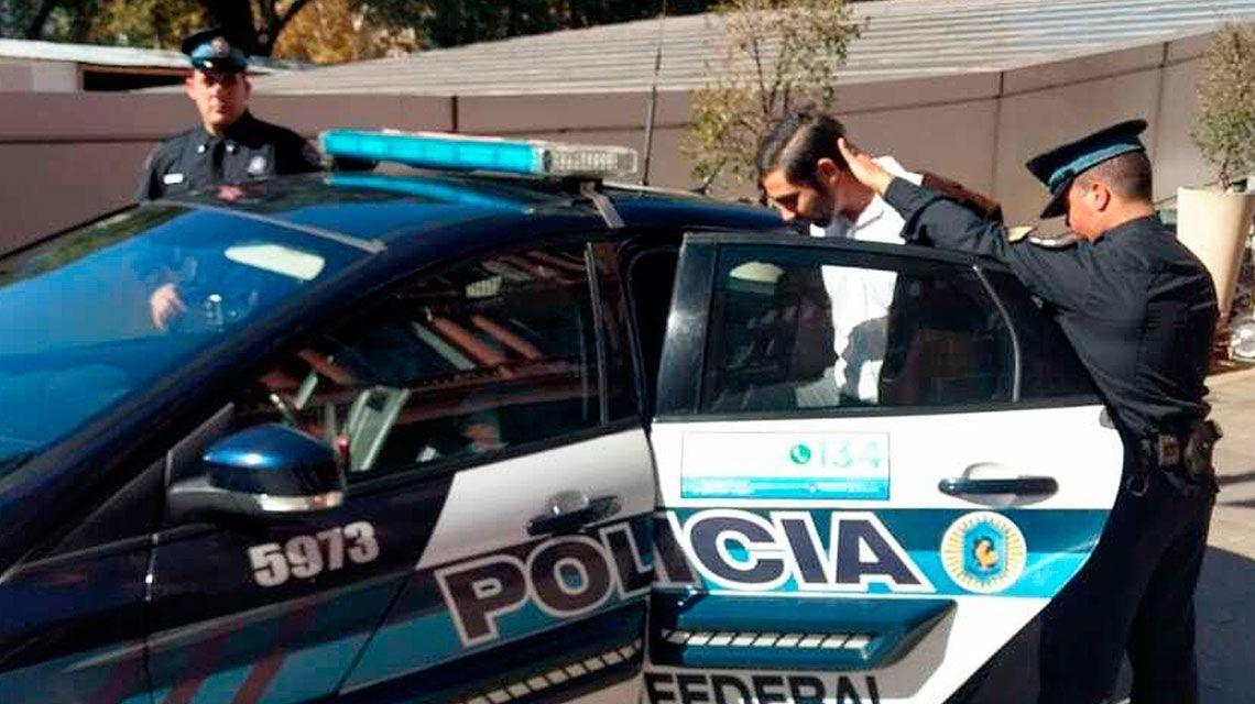 Habló el hombre que entró con un arma a Casa Rosada: No quise causar temor