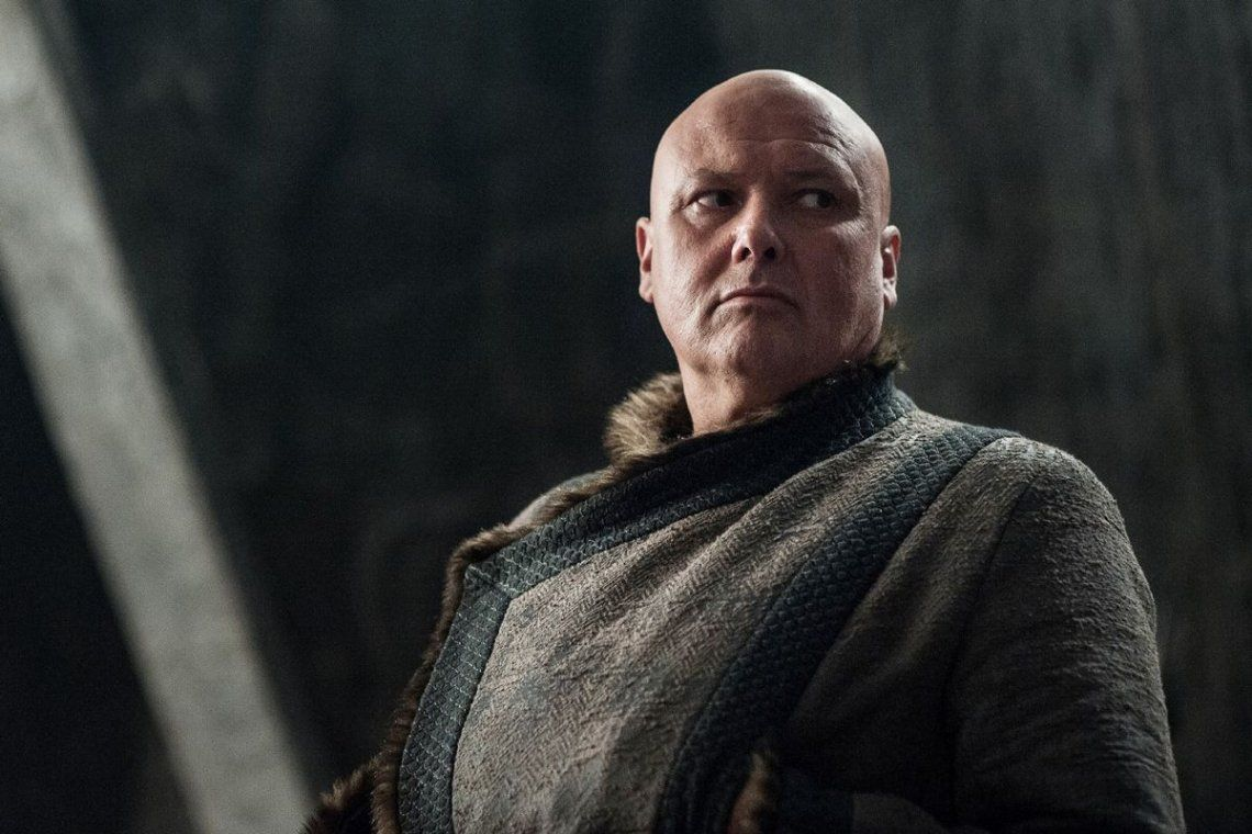 Game of Thrones: el actor que interpreta a Varys se mostró disconforme con la última temporada