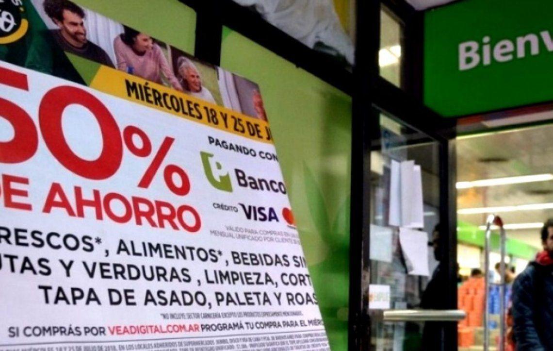 Cómo comprar con el 50% de descuento del Banco Provincia y qué supermercados se adhieren