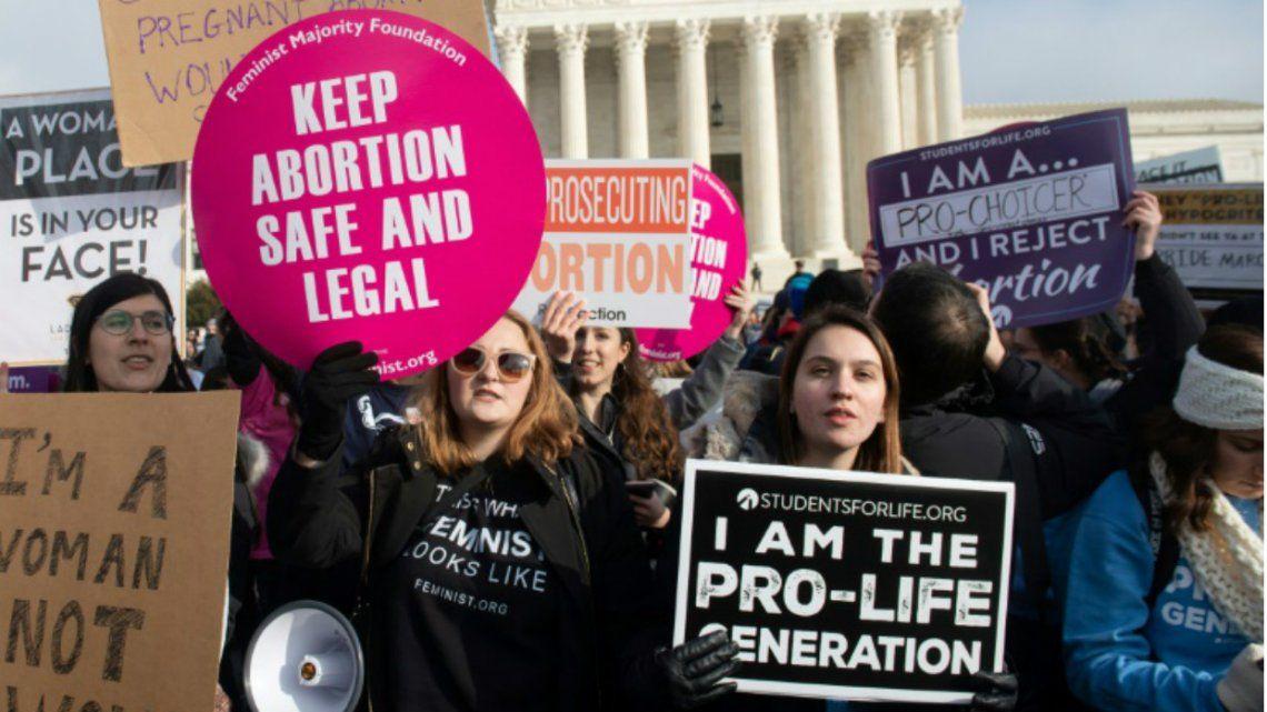 En Alabama, el aborto fue prohibido incluso en casos de violación e incesto