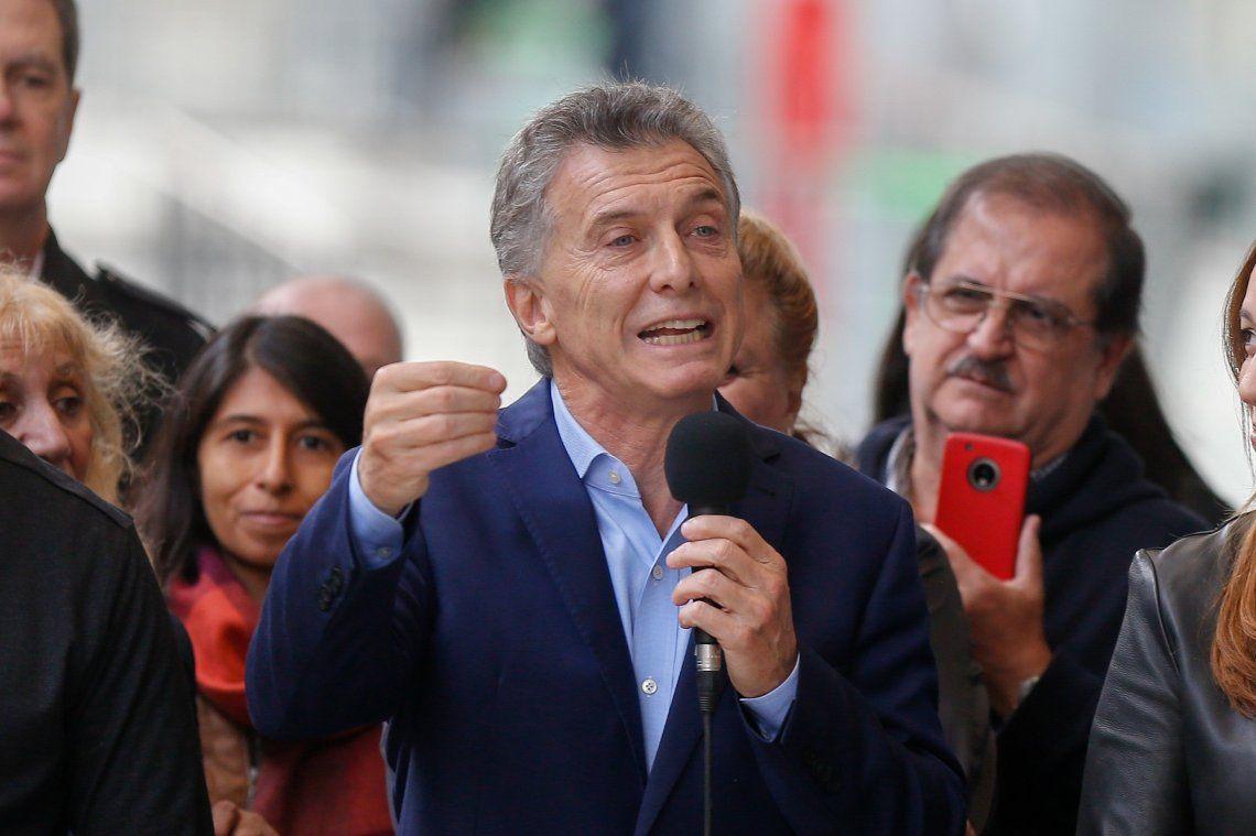 Macri, tras el fallo de la Corte: Queremos trabajo y no impunidad