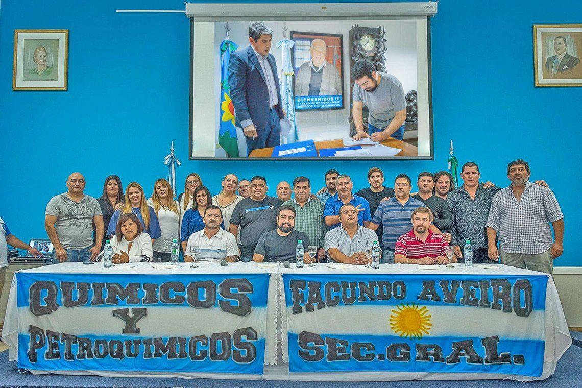Rumores en el Sindicato de Químicos y Petroquímicos de la Ciudad de Buenos Aires
