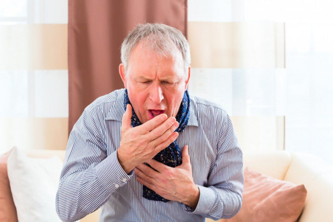 La neumonía afecta a 150.000 adultos por año en Argentina