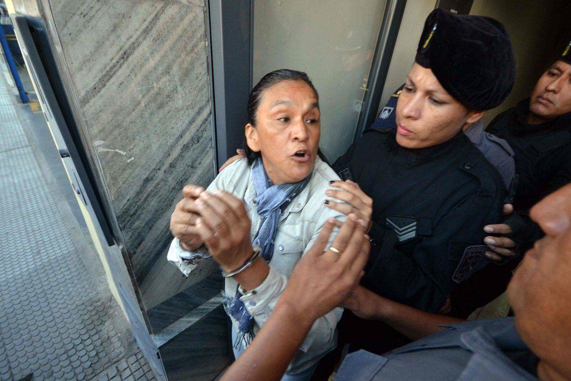 Condenaron a Milagro Sala a 4 años de cárcel por lesiones graves