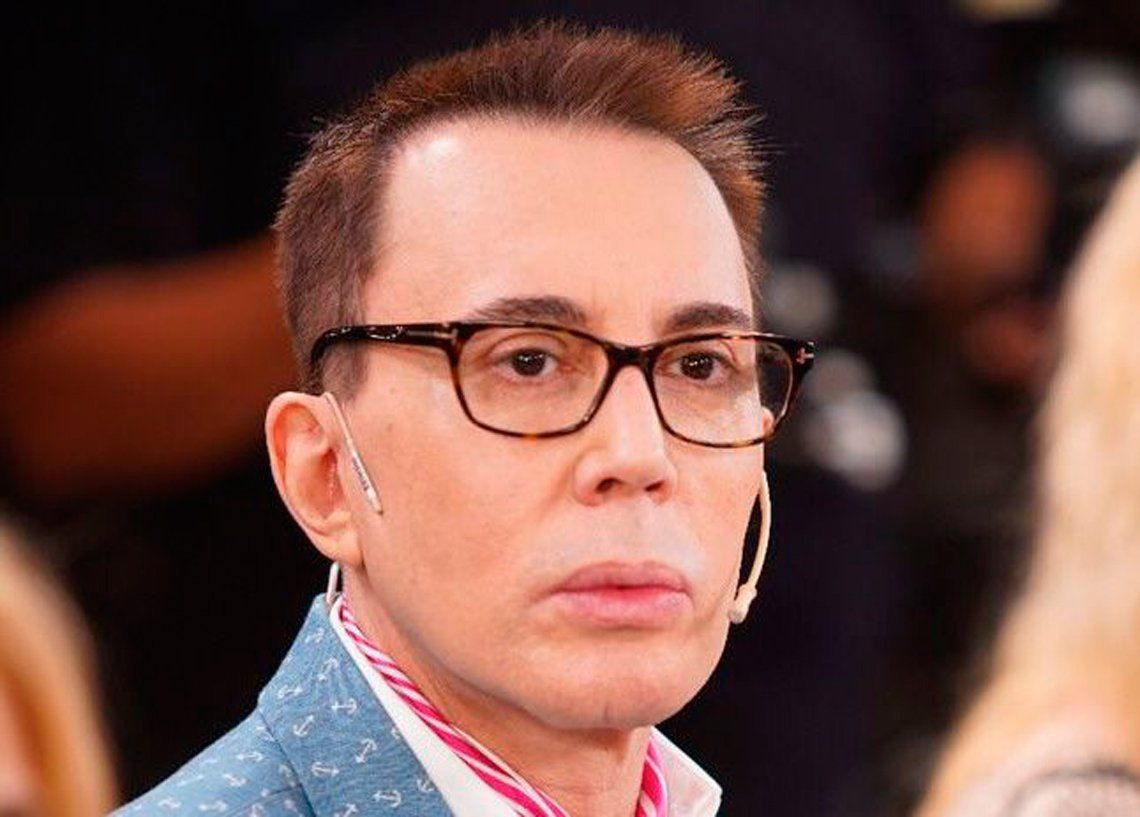 Marcelo Polino devastado por la muerte de su mamá