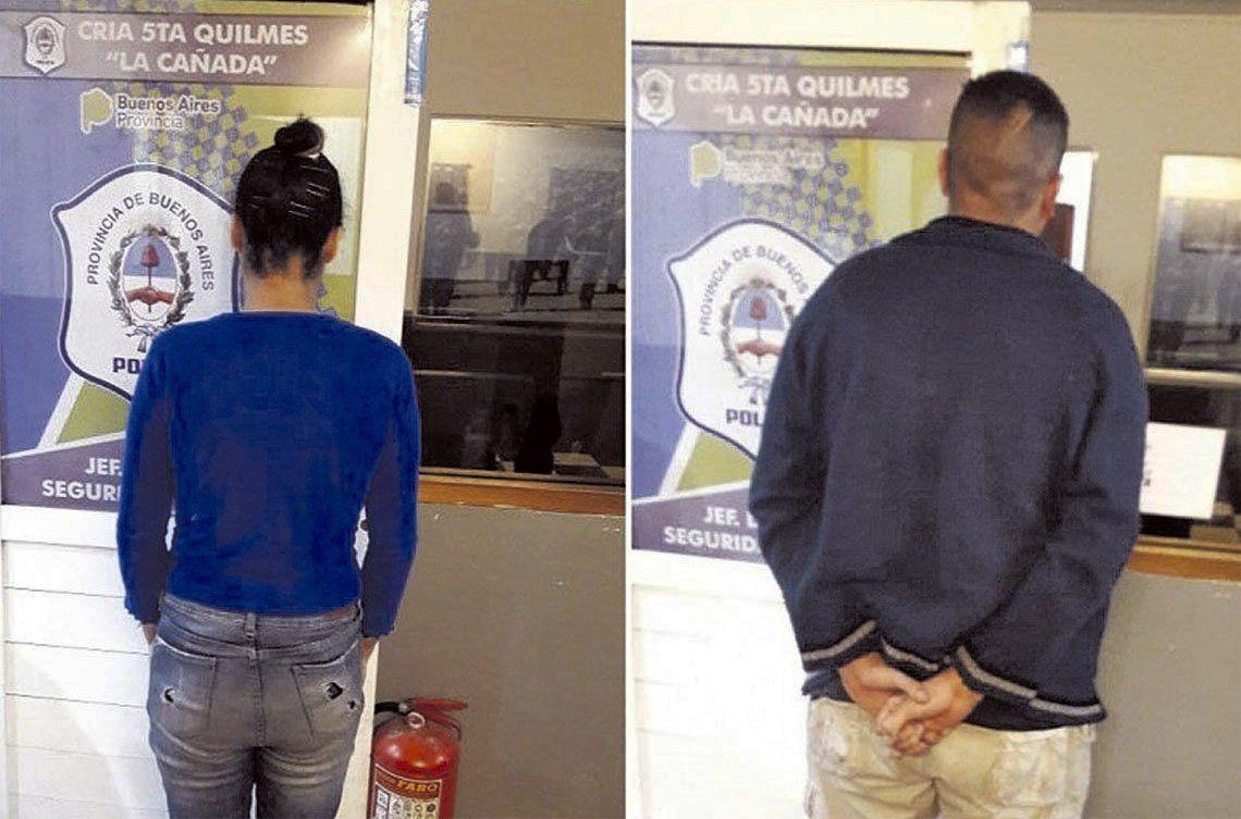 Quilmes: detienen a pareja acusada de abandonar a su hijo que murió de una infección
