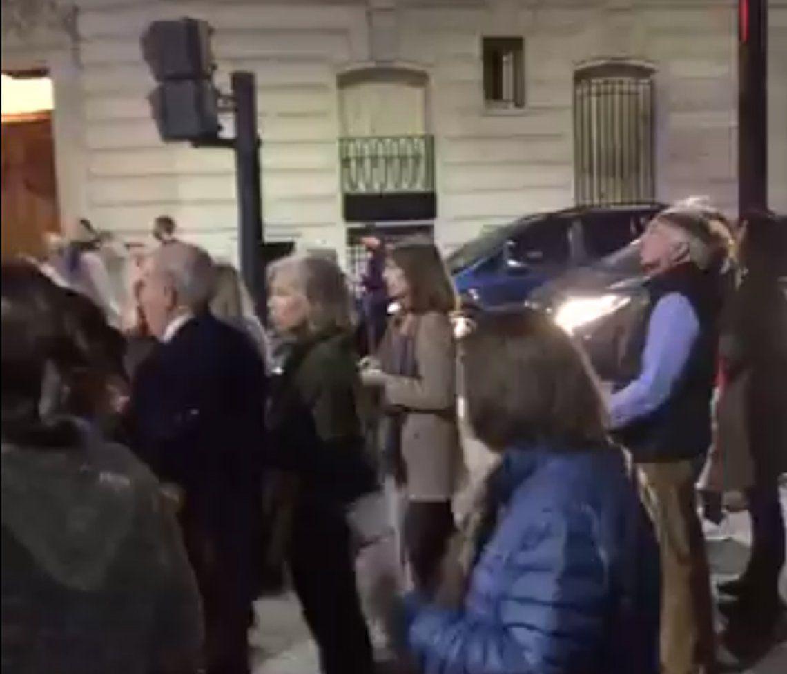 Cacerolazo en barrios porteños contra la Corte por la posible postergación de un juicio a Cristina Kirchner