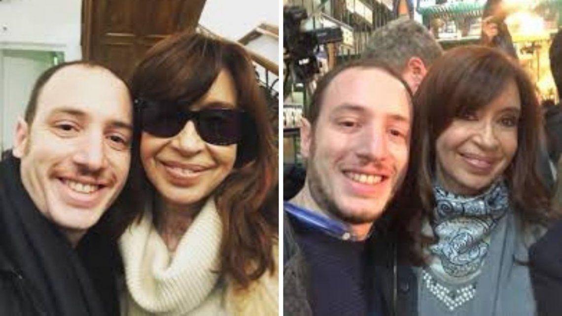 El agresivo video de Martín Rechimuzzi, el humorista favorito de Cristina Kirchner, a vecinos que participaban de un cacerolazo contra la ex presidenta