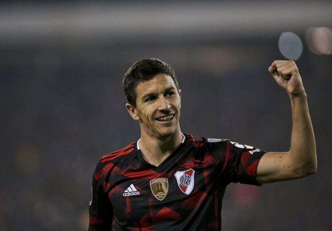 Nacho Fernández habló de su posible dupla con Messi en la Copa América