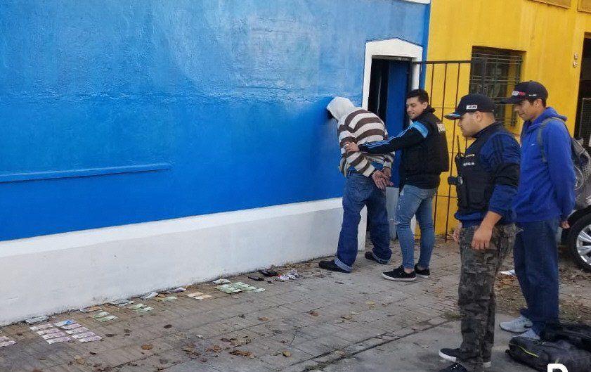 Lanús: detienen infraganti a un estafador en una parrilla