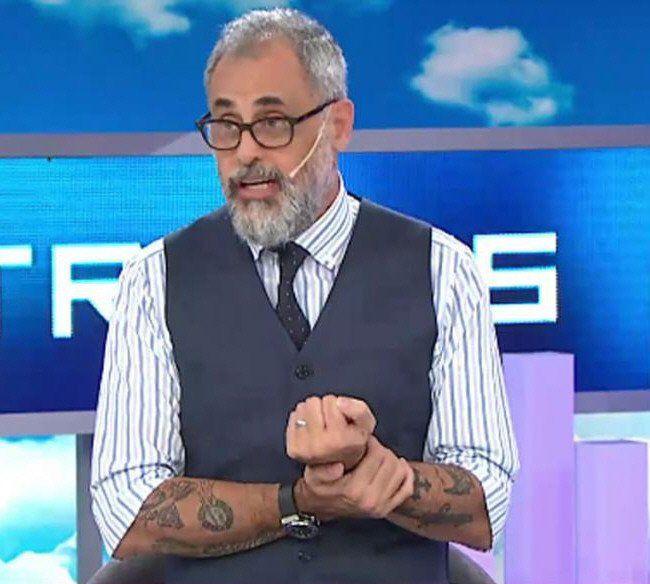 Jorge Rial se pelea con Ventura