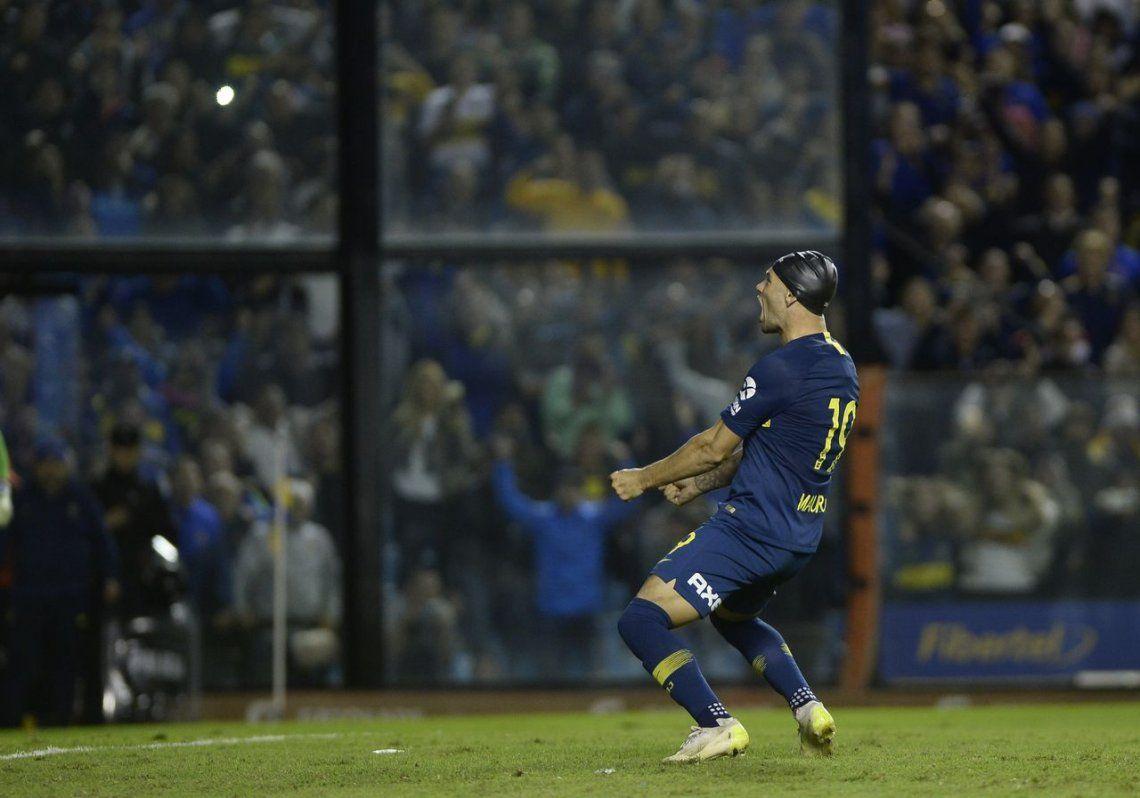 Argentina: el delantero de Boca