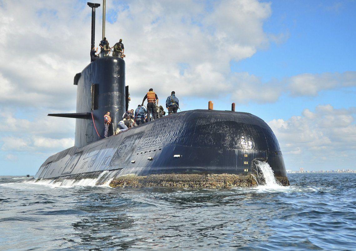 44 personas murieron en el hundimiento del submarino ARA San Juan.