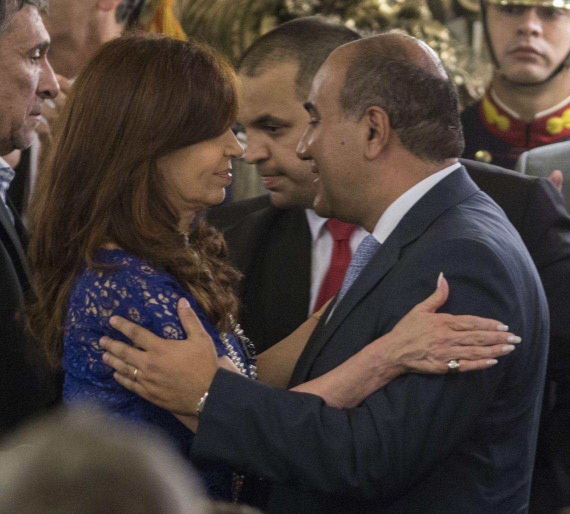 #FernandezFernandez | Quiénes son los gobernadores que apoyaron la fórmula