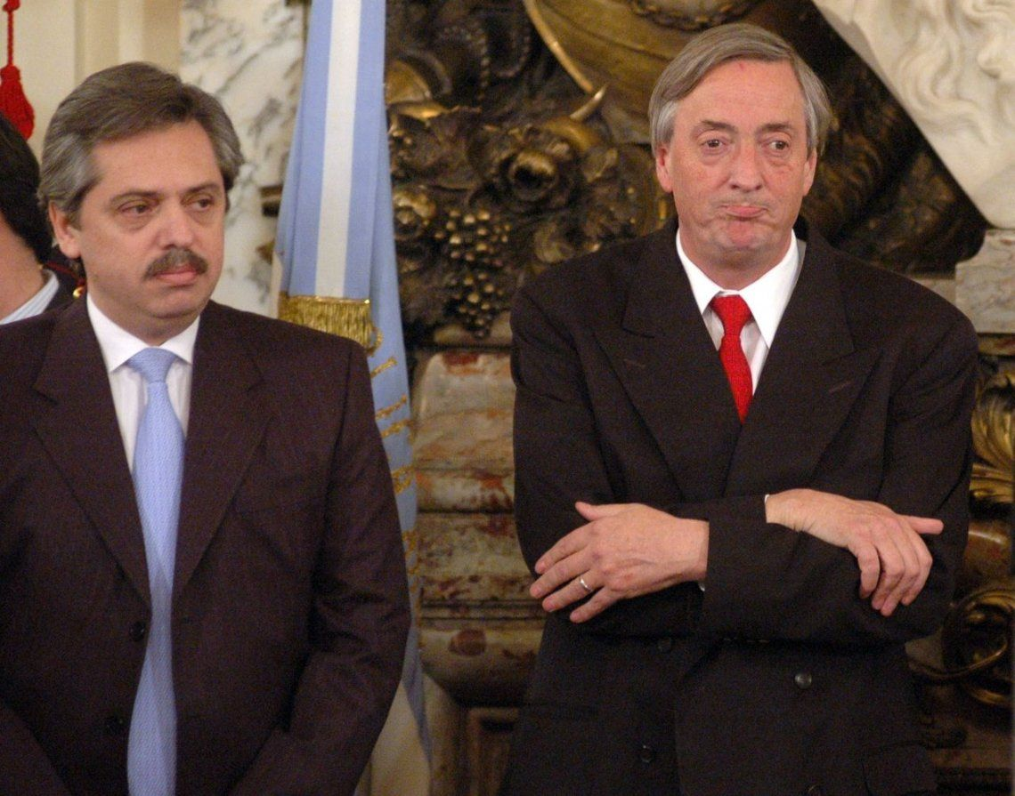 Alberto Fernández: Néstor Kirchner fue el mejor presidente que tuvo la democracia