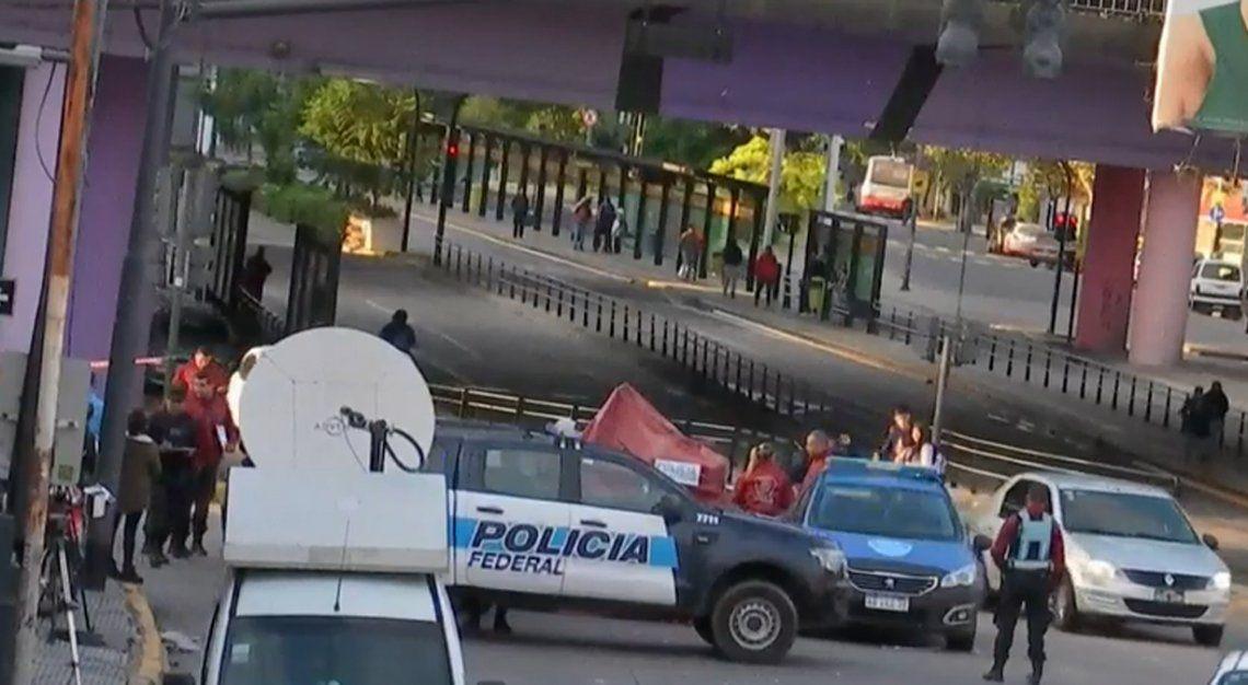 Choque fatal en Puente Saavedra: un muerto