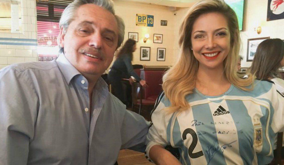 Fabiola Yáñez, novia de Alberto Fernández, contó cómo se armó la fórmula presidencial