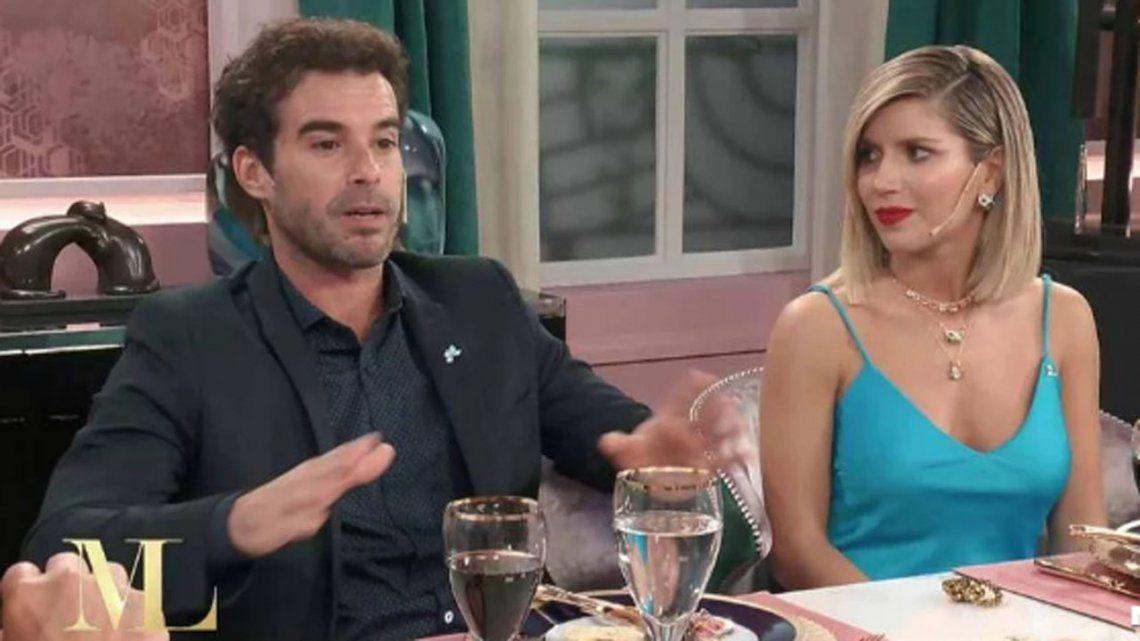 La confesión de Nicolás Cabré: Cuando empezamos a salir con Laura dijimos que nunca más íbamos a trabajar juntos